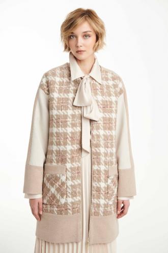 Παλτό καρό