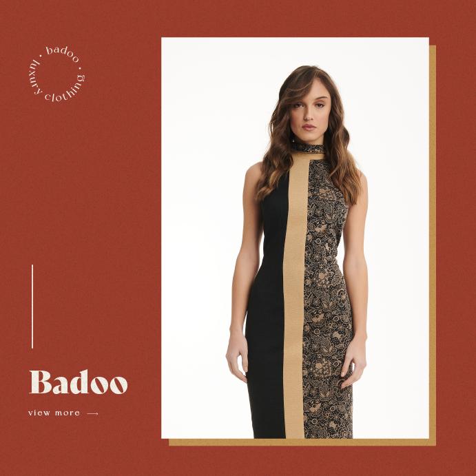 Badoo Luxury Clothing